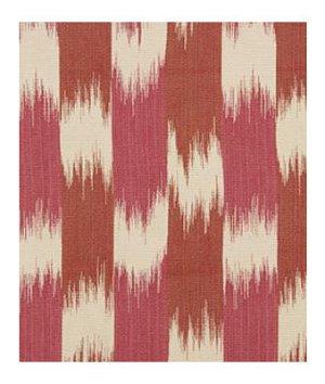 Beacon Hill Ibi Ikat Clay Fabric
