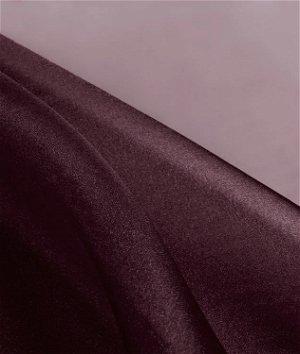 Aubergine Crystal Organza Fabric