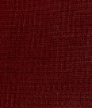 Springs Creative Burgundy Natural Charm Broadcloth Fabric