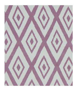 Beacon Hill Lalu Ikat Magenta Fabric