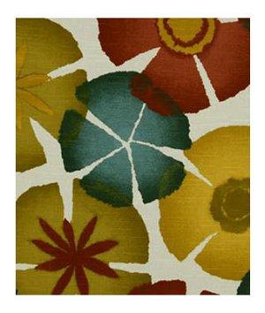 Robert Allen @ Home Pure Petals Pomegranate Fabric