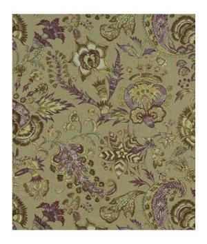 Robert Allen Kingsmill Aubergine Fabric
