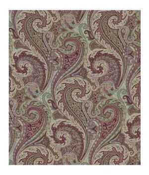 Robert Allen Raleigh Tavern Aubergine Fabric