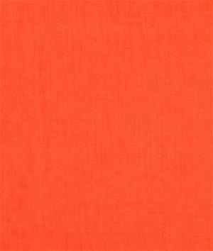 Springs Creative Tangerine Tango Sheermist Batiste Fabric