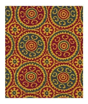 Robert Allen Contract Elegant Suzani Bouquet Fabric