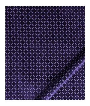 Robert Allen Contract Plush Star Royal Purple Fabric