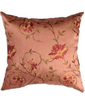 "16"" x 16"" Enticement Blush Premium Decorative Pillow"
