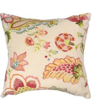 "16"" x 16"" Rockford Rose Premium Decorative Pillow"