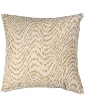 "17"" x 17"" Tree Markings Copper Premium Decorative Pillow"