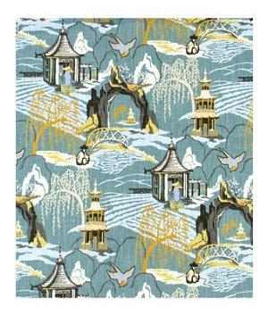 Robert Allen @ Home Neo Toile Cove Fabric