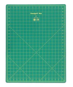 """Omnigrid 18"""" x 24"""" Cutting Mat with Grid"""