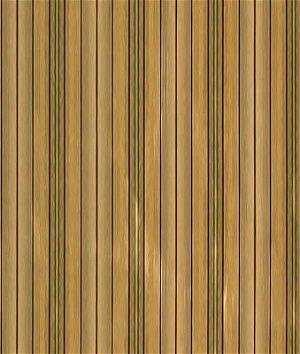 Kravet 25502.419 Edged Linen Stripe Bordeaux Fabric