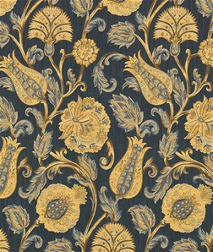 Kravet 28912.540 Outer Banks Indigo Fabric