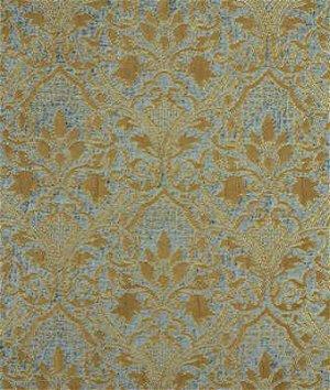 Kravet 29035.415 The Gold Standard Aqua Fabric
