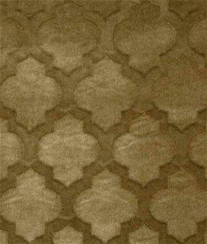 Kravet 29451.6 Ornamental Panne Bronze Fabric