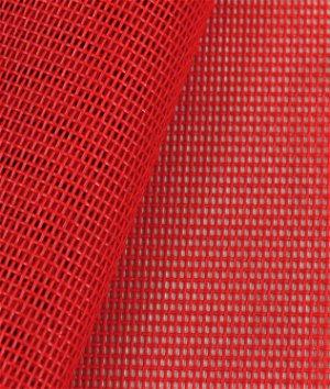 Phifertex Standard Solids - Red Fabric