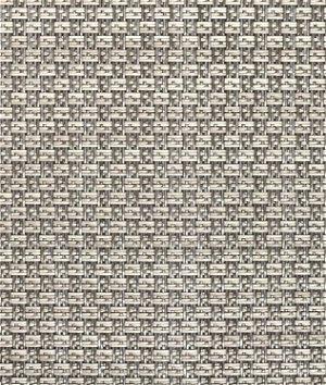 Phifertex PVC Wicker Weaves - Sisal Aluminum Fabric