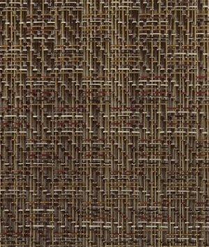Phifertex Jacquard Plus - Grasscloth Bronze Fabric