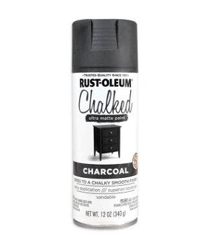 Rust Oleum Chalked Ultra Matte Charcoal