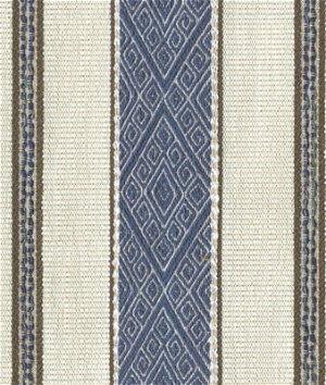 Kravet 30957.516 Cazenovia Indigo Fabric