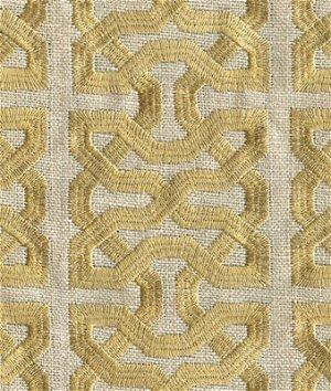 Kravet 31459.416 Ceylon Key Spungold Fabric