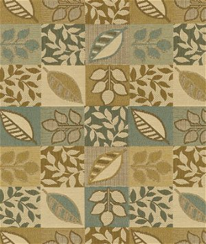 Kravet 31547.635 Garden Square Seaglass Fabric