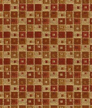 Kravet 31565.24 Little Boxes Spice Fabric
