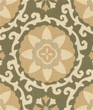 Kravet 31969.1635 Exotic Suzani Seagrass Fabric