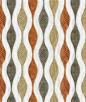 Kravet 31988.424 Fluid Design Saffron Fabric