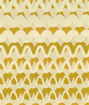 Kravet 32105.414 Ripple Effect Saffron Fabric