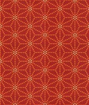 Kravet 32849.424 Japonica Chili Fabric