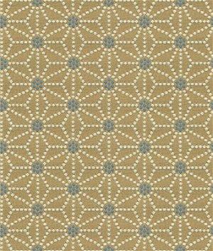 Kravet 32849.516 Japonica Blue Dot Fabric