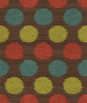 Kravet 32900.619 Ikat Dot Fiesta Fabric
