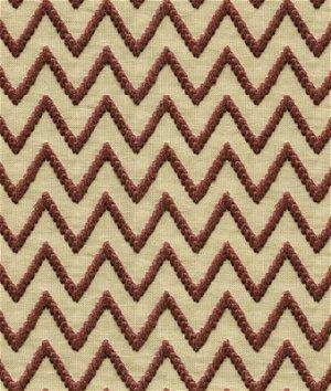 Kravet 32915.1610 Orchha Stitch Rioja Fabric