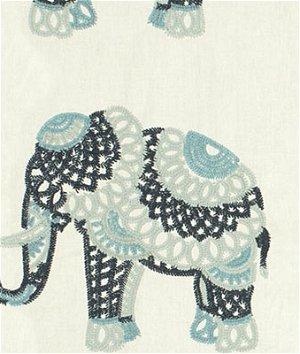 Kravet 33080.515 Elephant Stitch Indigo Fabric