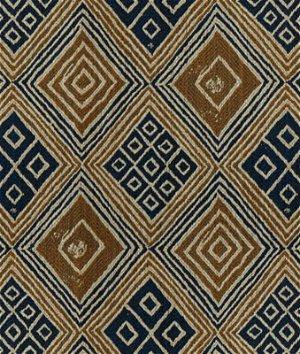 Kravet 33853.516 Karibu Ink Fabric