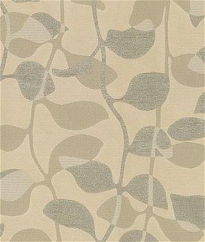 Kravet 3844.11 Shimmer Leaf Silver Leaf Fabric