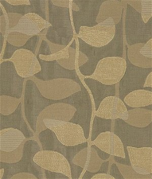 Kravet 3854.1621 Shimmer Leaf Silver Storm Fabric