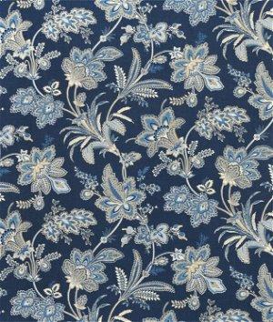 P/K Lifestyles Barano Indigo Fabric