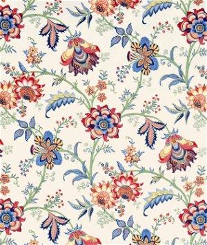 P/K Lifestyles Island Gem Jewel Fabric