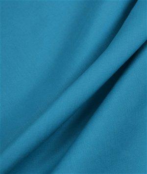 Turquoise Broadcloth Fabric
