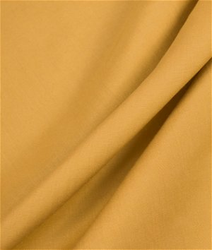 Gold Broadcloth Fabric