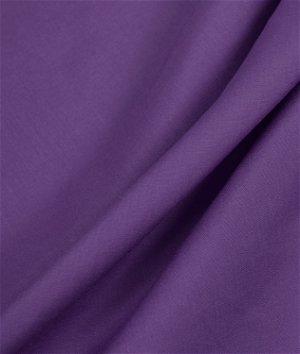 Purple Broadcloth Fabric