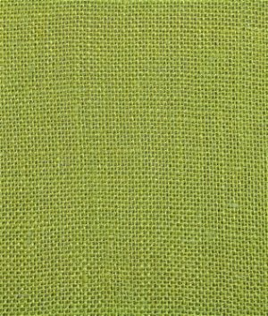 Avocado Green Sultana Burlap Fabric