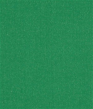 Green/Gold Metallic Burlap Fabric