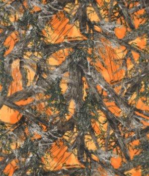Springs Creative True Timber MC2 Blaze Fleece Fabric