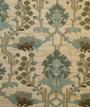 Pindler pindler artemis lagoon fabric for Artemis decoration