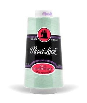 A&E Maxi-Lock Serger Thread - Mint Green