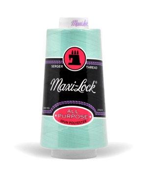 A&E Maxi-Lock Serger Thread - Turquoise