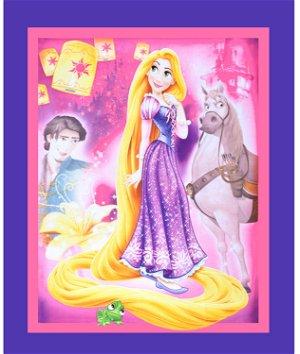 Springs Creative Disney Rapunzel & Friends Panel